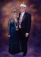 Ken Sims and Judy Roberts 2009